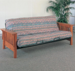 Mission Futon Frame by Coaster