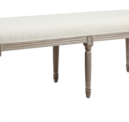 Salerno Bench by Emerald Home Furnishings