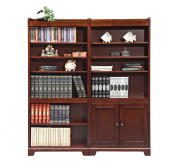 Canyon Ridge Open Bookcase by Winners Only