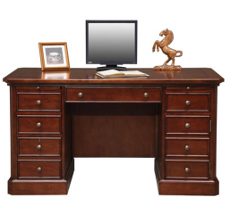 Canyon Ridge 57″ Computer Flattop Desk by Winners Only