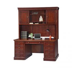 Canyon Ridge 68″ Desk Hutch by Winners Only
