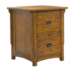 Colorado Two Drawer File Cabinet by Winners Only