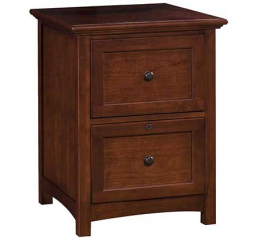 Flagstaff Two Drawer File Cabinet by Winners Only