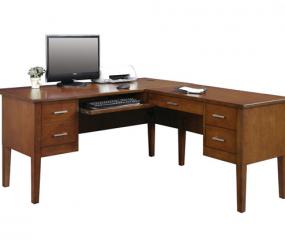 Koncept 62″ Desk w/ Return by Winners Only