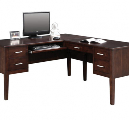 Koncept 62″ Desk w/ Return by Winners Only