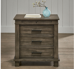Glacier Point Nightstand by A-America