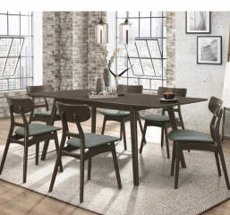 Tannar Dining Table by Homelegance