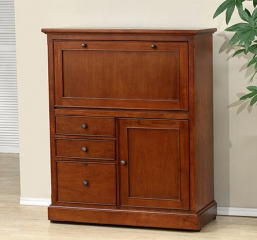 Topaz 41″ Computer Armoire by Winners Only