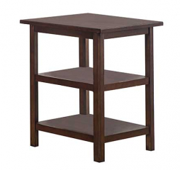 Willow Creek 24″ Corner Table by Winners Only