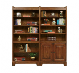 Zahara 32″ Open Bookcase by Winners Only