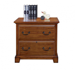 Zahara Two Drawer Lateral File Cabinet by Winners Only