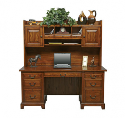 Zahara 66″ Flattop Desk by Winners Only