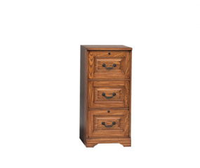 Heritage Three Drawer File Cabinet by Winners Only