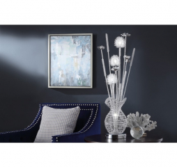 Bellflower Table Lamp by Homelegance