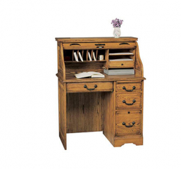 Heritage 36″ Rolltop Desk by Winners Only