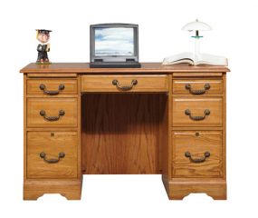 Heritage 48″ Flattop Desk by Winners Only