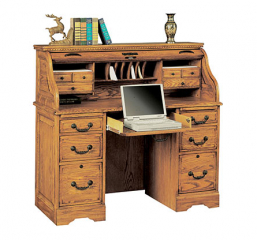 Heritage 48″ Rolltop Desk by Winners Only