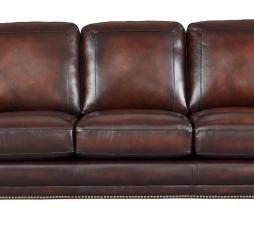 Hampton Sofa by Leather Italia
