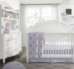 Harmony Grow With Me Convertible Crib by Legacy Classic Kids