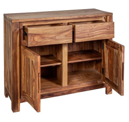 Urban Sideboard w/ Two Doors and Two Drawers by Porter