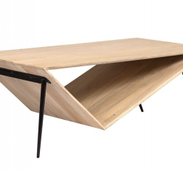 Asymmetric Coffee Table by Porter