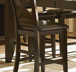 Crown Point Counter Height Chair by Homelegance