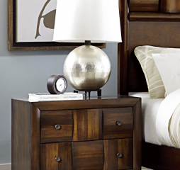 Porter Nightstand by Homelegance