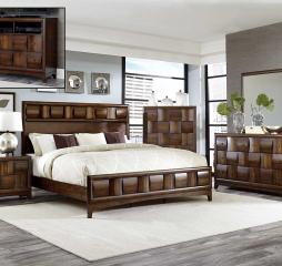 Porter Bed by Homelegance