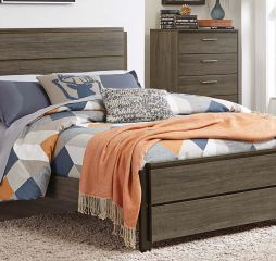 Vestavia Bed by Homelegance
