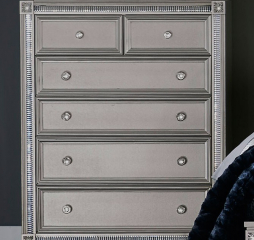 Bevelle Chest by Homelegance