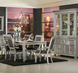 Bevelle Dining Table by Homelegance