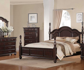 Townsford Bed by Homelegance