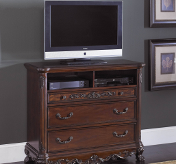 Deryn Park TV Chest by Homelegance