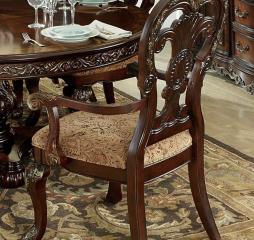 Deryn Park Arm Chair by Homelegance