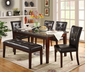 Decatur Dining Table by Homelegance