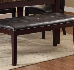 Teague Bench by Homelegance