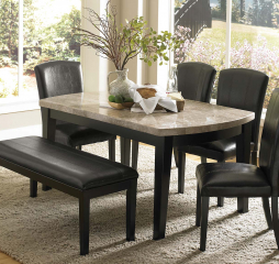 Cristo Dining Table by Homelgance