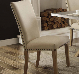 Luella Side Chair by Homelegance