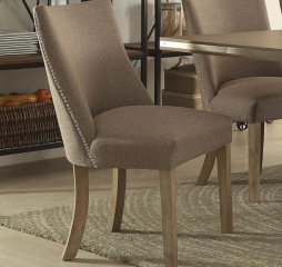 Beaugrand Side Chair by Homelegance