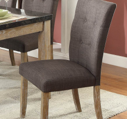 Huron Side Chair by Homelegance