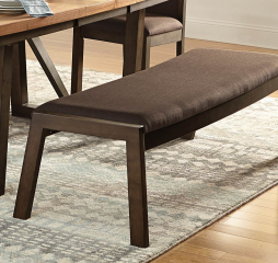 Compson 60″ Bench by Homelegance