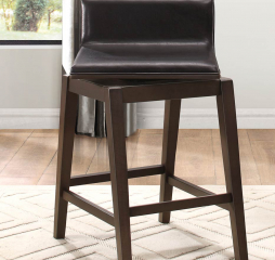 Rochelle Swivel Counter Height Chair by Homelegance