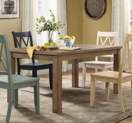 Janina Dining Table by Homelegance