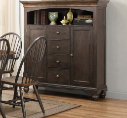 Cline Curio by Homelegance