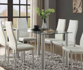 Florian Dining Table by Homelegance