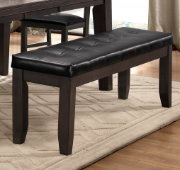 Ameillia 60″ Bench by Homelegance