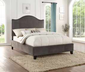 Carlow Bed by Homelegance