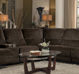 Shreveport Reclining Sectional