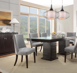 Chicago Dining Table by Homelegance