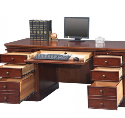 Canyon Ridge Flattop Desk by Winners Only